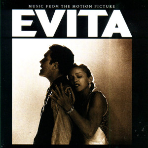 Evita Music from the Motion Picture. Передняя обложка ...