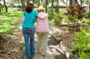Caring for a difficult relative or other loved one
