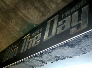 ... players' entrance to the field at Autzen Stadium in Eugene, Oregon
