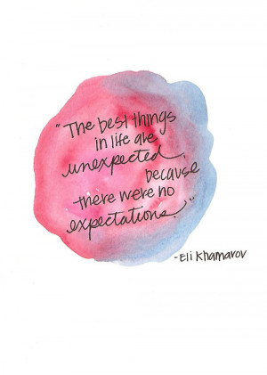 quotes watercolor groundedonthedaily eli khamarov