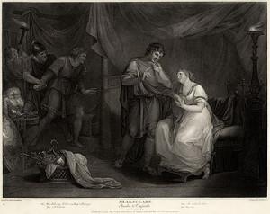 Troilus and Cressida, Act V, Scene II . 1795 engraving by Luigi ...