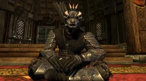 evil mastermind armor at skyrim nexus mods and community picture
