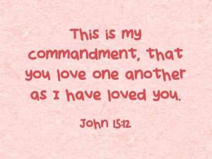 Love Bible Verses 05