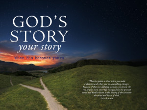 God's Story; Your Story, Max Lucado