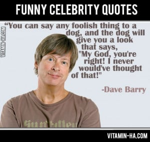 10 Funny Celebrity Quotes