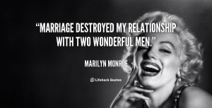 Quotes Friendship Marilyn Monroe