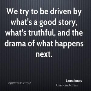 Laura Innes Quotes
