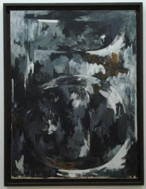 Jasper Johns - Figure Number 5