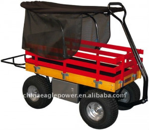 Wagon With Canopy
