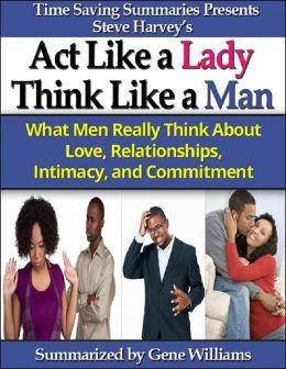 Steve Harveys Think Like a Man