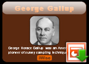 George Gallup quotes