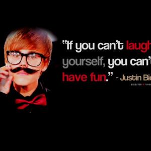 Bieber quote