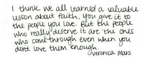 Veronica mars quotes