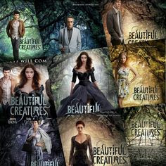 Comparative essay of beautiful creatures