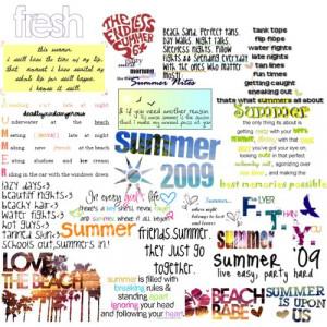 Summer quotes, cute summer quotes, summer quote, summer night quotes