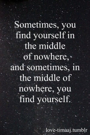 Fuelism #625: Fuelisms : Sometimes you find yourself in the middle of ...