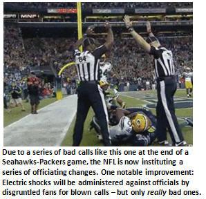 referees bad calls