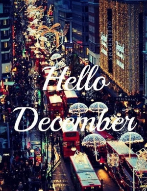 Dec 1st, 2013 – Happy New Month! Inspirational Quotes For December ...