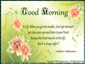 Angels saying good morning   Good Morning Quotes ~
