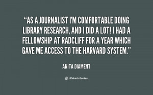 Anita Diament Quotes