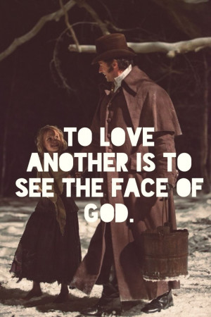 Les Mis. Such a beautiful movie. Well done, well done.