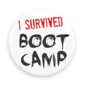 boot camp just words i survived survival survivor funny sayings ...