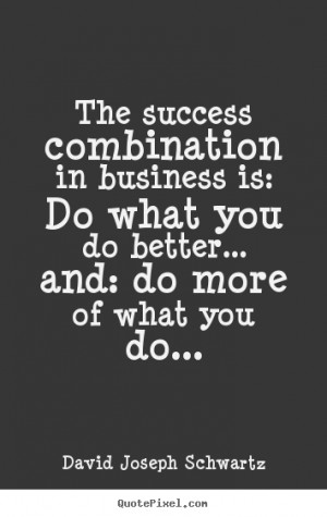 Business Success Quotes and Sayings