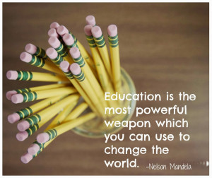 Quotes About Success In Education Key to success... education