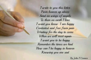Letter from Heaven