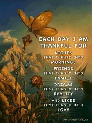 Each Day I Am Thankful For: Quote About Each Day I Am Thankful For ...