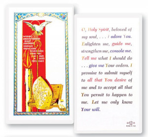 Prayers For Confirmation...