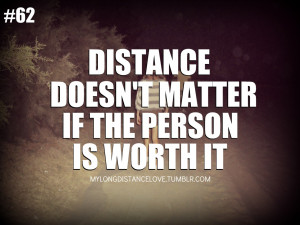 Distance Quotes - Distance Quotes Pictures