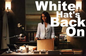 All bets are off. Olivia Pope ends season 2 of Scandal phenom with the ...