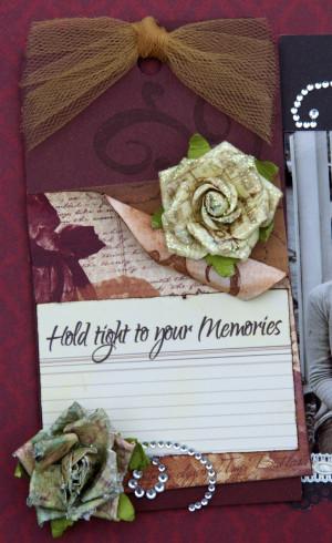 Cherished Memories Sayings