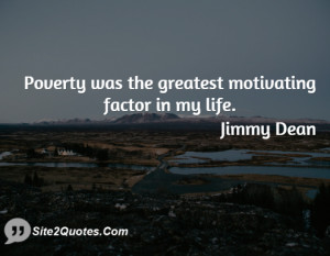 Motivational Quotes - Jimmy Ray Dean
