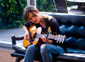 Begin Again Keira Knightley