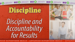 ... Video Series on Using Discipline to Improve Employee Performance