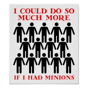 Minions Funny Quotes In Spanish If i had minions funny poster