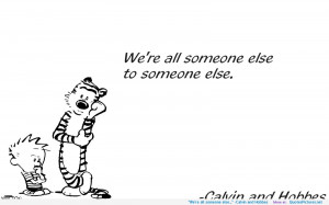 Calvin and Hobbes motivational inspirational love life quotes sayings ...