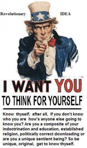 Essayist reliance self