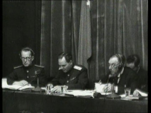 SD Nuremberg Trials / Germany / Postwar Period – Stock Video # 986 ...