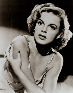 Judy Garland biography and pictures