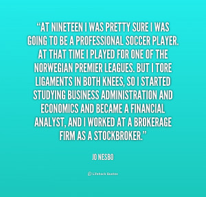 Soccer Player Quotes Preview quote