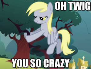 My Little Pony Friendship is Magic funny Derpy