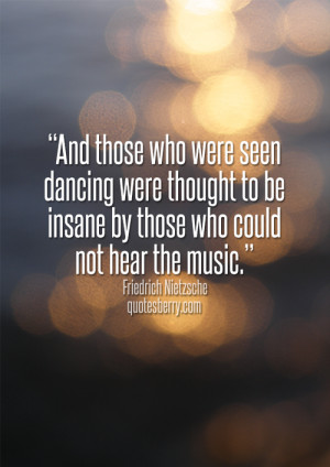 Back > Quotes For > Tumblr Quotes About Dancing