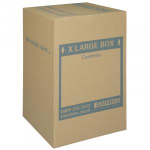 Extra Large Cardboard Storage Box