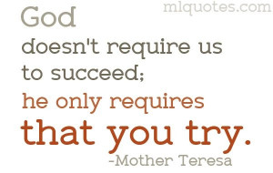 Mother Teresa Picture Quote