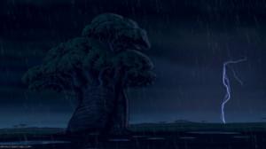 Lion King Rain
