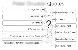 Connect Famous Project Management Quotes