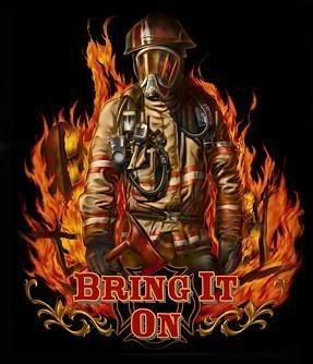 All Graphics » redneck firefighter